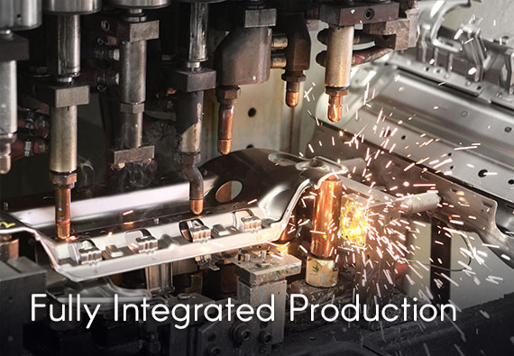 Fully Integrated Production